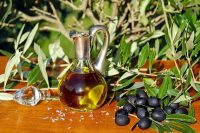 Olives are a fruit (not a vegetable), and they are delicious and nutritious.