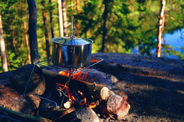 Campfire cooking could constitute a challenge but with a bit of preparedness and the right tools, you will be able to make tasteful concoctions.