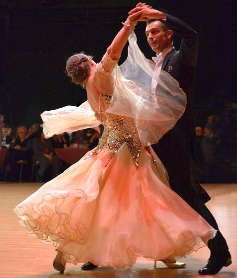 Learning how to waltz is really a rewarding and enjoyable activity. The sophistication and coordination you develop by learning the posture and flowing actions.
