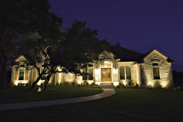Have nice outdoor lighting can improve the appearance and value of your home. It can also increase the security of your property while providing increased lighting for after dark recreation.