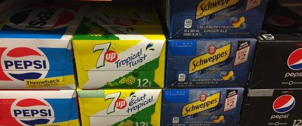 Where To Buy Schweppes Blueberry Peach Ginger Ale