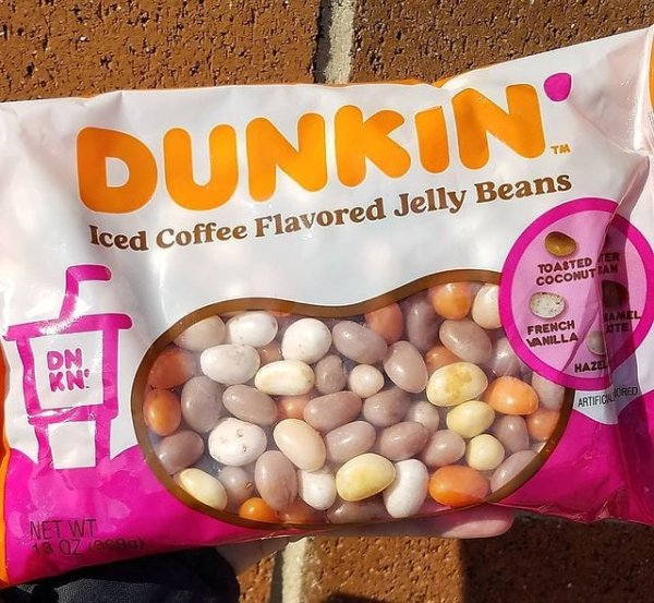 Dunkin Jelly Beans Where To Buy